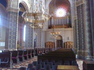 Katedrala interijer