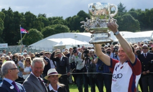 Feravino na Audi International Polo2 Prince Charles