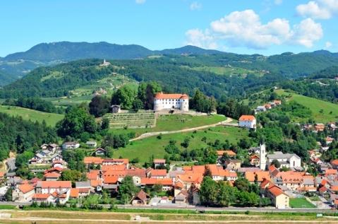 Frankovaka Sevnica dvorac