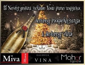 Miva Galerija vina
