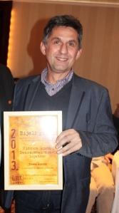 Bijeli grozd 2013 dodjela - Dvanajscak Kozol