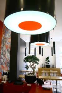 Binimoto Sushi prostor