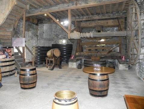 Drouhin muzej vina