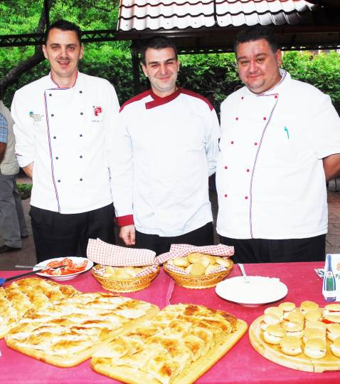Spicek kuhari Bistre