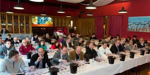 Vinakoper  aukcija degustacija