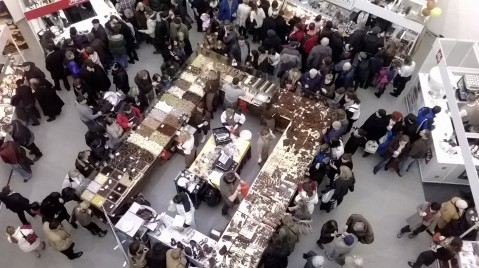 ChokoFest publika