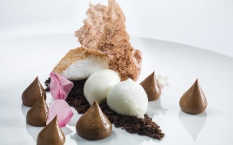 Heinz Beck, cokolada