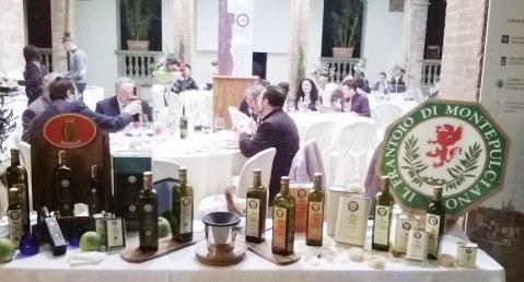 Montepulciano ulje +