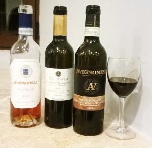 Montepulciano vinsanto +