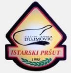istarski prsut Dujmovic logo