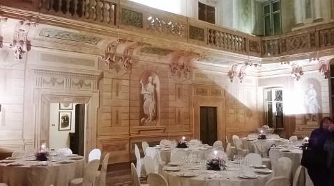 Villa Mosconi bertani sala