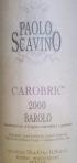 Barolo 2000 Carobric