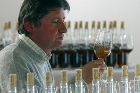 Isole Olena Paolo De Marchi Vin Santo tasting