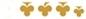 Suhi u casi - 3 grozdica
