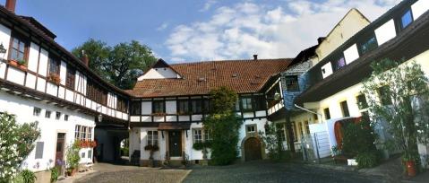 Fitz Ritter innenhof