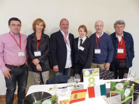 CMB Sauvignon Blanc, Jury numero 8