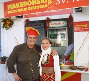 Makedonski specijaliteti, među njima i gravče na tavče