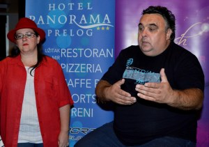 Panorama Pizza Expo 2015 Munda Stiplosek