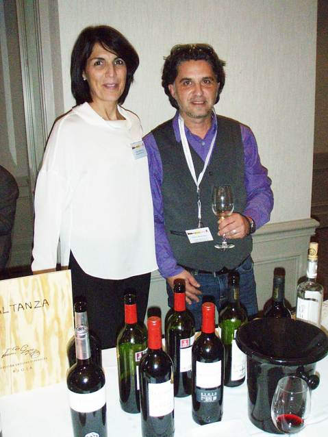 Elena Sanchez Tendero i chef Damir Modrušan