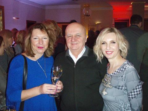 Karin Mimica, Ivan Dropuljić, Jadranka Rilović