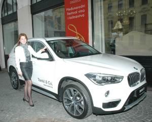 Enologinja i BMW!