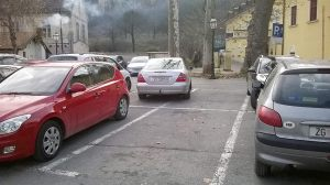Samobor - parking