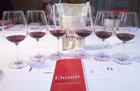 Chianti lovers +
