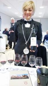 Montepulc Sommelijerka Vino Nobile Laura Cerundolo