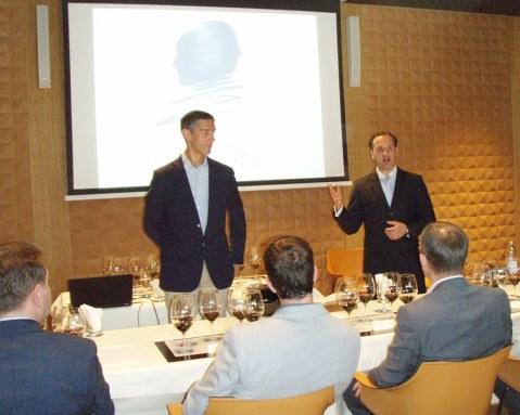 Opus One - Charlie Matthews i Kristijan Merkaš
