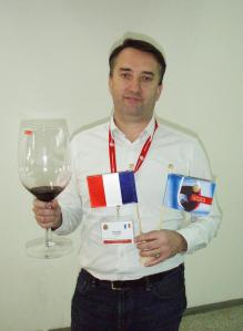 Christophe Chateau iz CIVB-a: La Cité du Vin je – vinska kadedrala