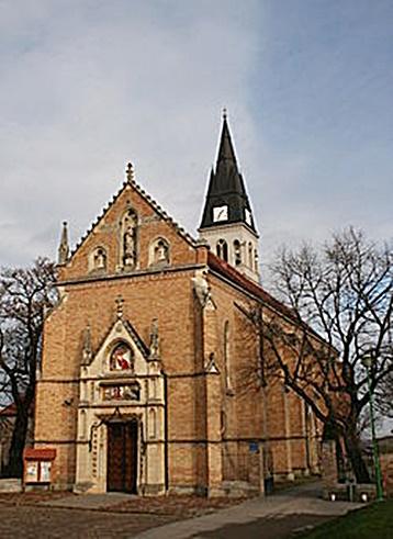 Crkva sv. Ivana Kapistrana, zaštitnika Iloka
