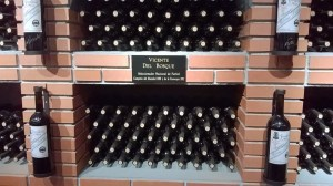 Bodegas Protos Vincente del Bosque