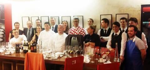 Bordeaux nasi kuhari Jadranka Losinj
