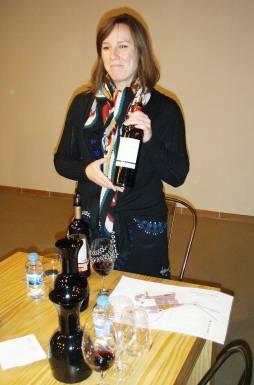 Vina je u kušaonici Abadije Retuerte prezentirala Kristell Monot