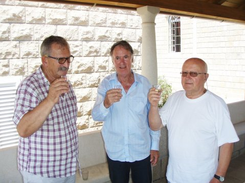 U društvu s donom Josipom Barišićem i uz čašicu njegove travarice