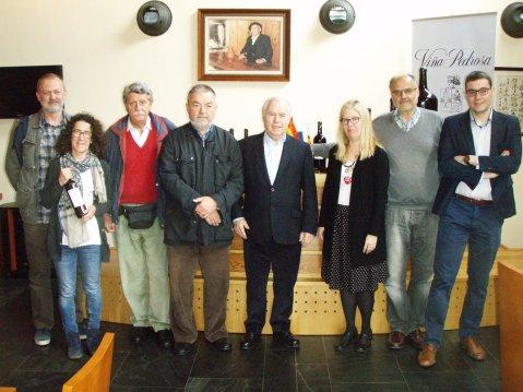 Ivo Kozarčanin, Laura Velasco de Dios, Željko Suhadolnik, Vito Andrić, Manuel Pérez Pasquas, Montserrat Pérez Ripoll, Damir Fabijanić i Jorge Monge Calvo