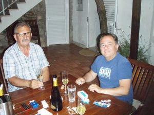 ...te s Vladom Krauthakerom, čija se vina sprema ponuditi poljskoj javnosti