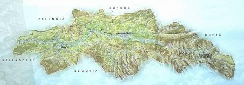 Ribera del Duero vinogorje