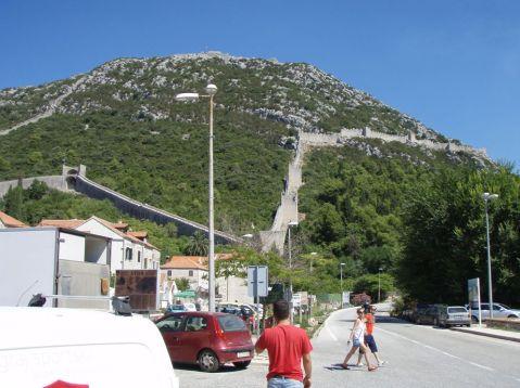 Ston: pogled na povijesne zidine