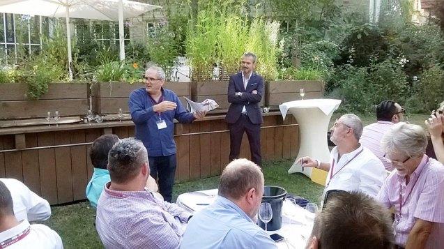 Prezentacija bijelih vina iz španjolske Ruede: Pedro Ballesteros Torres i Santiago Mora Poveda
