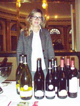 Azienda Masciarelli, vina je predstavljala Chara Colella