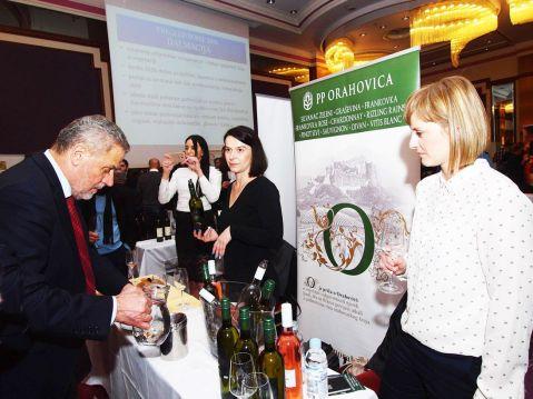 Na kušanje mladih vina En Primeur u Westin došao je i zagrebački gradonačelnik Milan Bandić