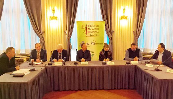 Novinarski dom Zagreb: s okruglog stola o hrani na našem