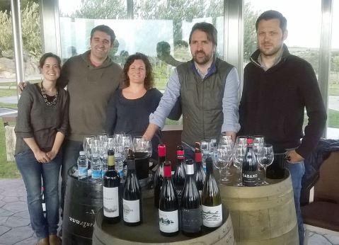 Grupa manjih individualnih proizvođača Rioja'n'Roll